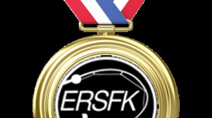 Logo ERSFK Guld