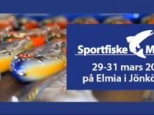 Sportfiskemässan på ELMIA 2019